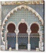 Moorish Fountain Of Sintra Acrylic Print