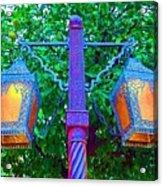 Moorish Lantern Acrylic Print