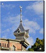 Moorish Minaret Acrylic Print