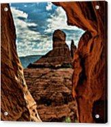 Moose Ridge 06-045 Acrylic Print