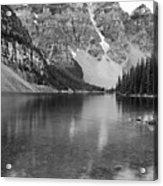 Moraine Lake II Acrylic Print