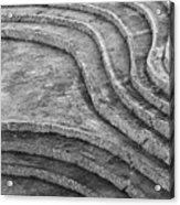 Moray Lines Acrylic Print