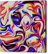 More Cresm #2 Acrylic Print