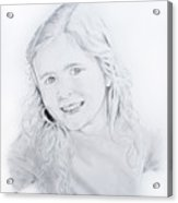More Maggie Acrylic Print