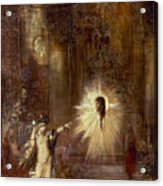 Moreau: Apparition, 1876 Acrylic Print by Granger