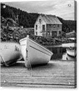 Moretons Harbour II Acrylic Print