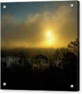 Morning Arrives Acrylic Print