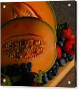 Morning Fruit Acrylic Print