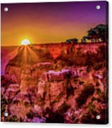 Morning Has Broken 2-painterly Acrylic Print