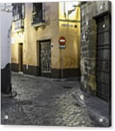 Morning In Seville Acrylic Print