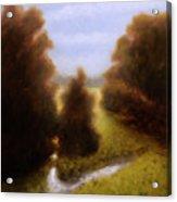 Morning In Texas - No 3 Acrylic Print