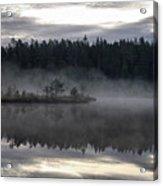 Morning Light At Saari-soljonen 2 Acrylic Print