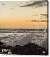 Morning Ocean Mist Acrylic Print