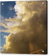 Morning Sky After The Storm Acrylic Print