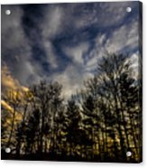 Morning Sky Acrylic Print