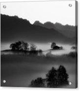 Morning Stillness Acrylic Print