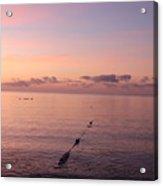 Morning Sunrise 09-02-18 # 3 Acrylic Print