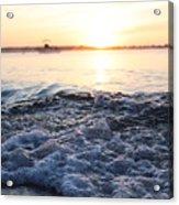 Morning Sunrise 09-02-18 #8 Acrylic Print