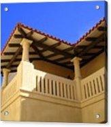 Moroccan Influence II Acrylic Print