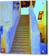 Moroccan Staircase Acrylic Print