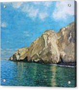 Morro Ballena North Of Chile Acrylic Print