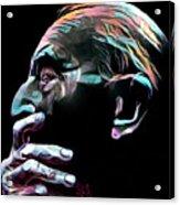 Mortal Contemplation Acrylic Print