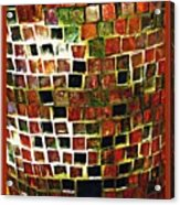 Mosaic 16 Acrylic Print
