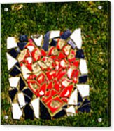 Mosaic 2 Acrylic Print