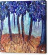 Mosaic Daydreams Acrylic Print