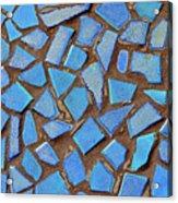 Mosaic No. 31-1 Acrylic Print