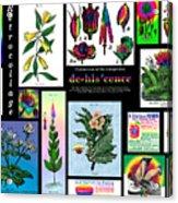 Mosaic Of Retrocollage II Acrylic Print