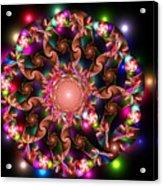 Mosaica  Acrylic Print