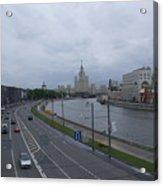 Moscow 17 Acrylic Print