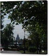 Moscow Shadows Acrylic Print