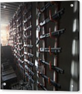 Mossberg M590 Compact Shotguns Acrylic Print
