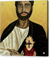 Most Sacred Heart Of Jesus Acrylic Print