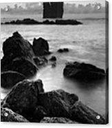 Mosteiros Islets Acrylic Print