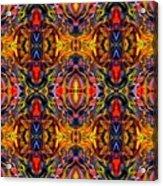 Mostique Tile Acrylic Print