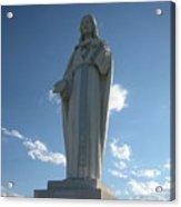 Mother Cabrini Shrine Acrylic Print