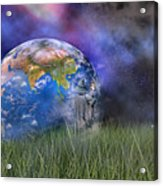 Mother Earth Series Plate4 Acrylic Print