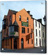 Mother India Restaurant Athlone Ireland Acrylic Print