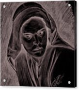 Mother Of Christ Acrylic Print