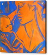 Motherhood II Acrylic Print