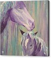 Motherly Love Acrylic Print