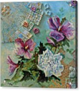 Mothers Althea Acrylic Print