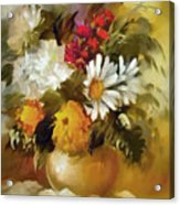Mother's Bouquet I Acrylic Print