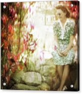 Mother's Day - Remembering Lydia Acrylic Print