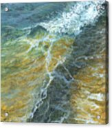 Motion Of The Ocean Acrylic Print