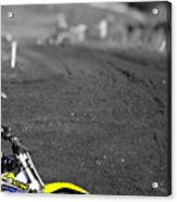Motocross Slingshot Acrylic Print