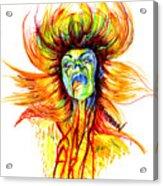 Motorbreath Acrylic Print